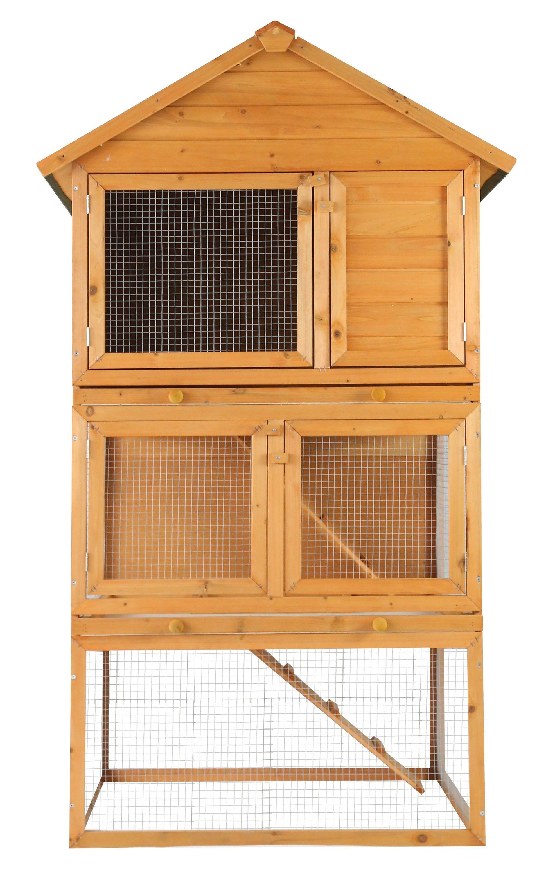 Kaninchenstall HOPPY 21 x 21 x 21 cm ab CHF 21.21 online kaufen